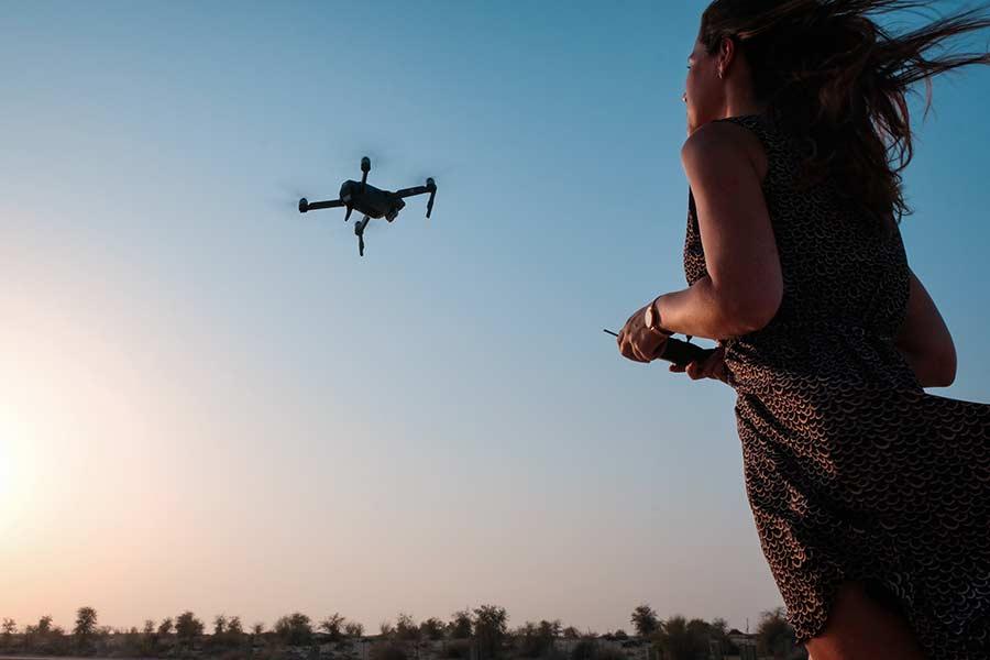 Jaki dron do 1000 zł kupić?