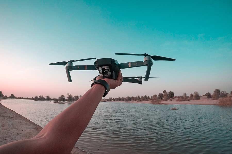 Drony DJI: jaki wybrać i kupić?