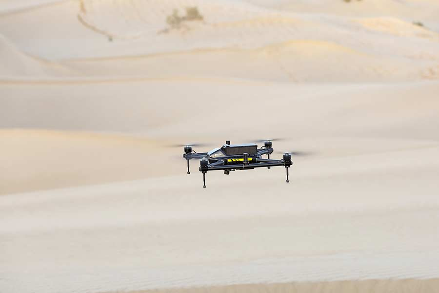 Ranking dronów profesjonalnych
